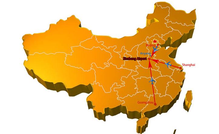 Factory Orientation Map
