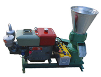 Diesel Pellet Mill for Home Use