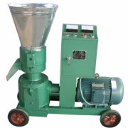 small moveable pellet mill