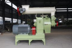 large scale pellet mill
