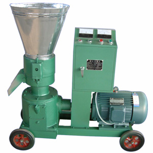 portable pellet machine
